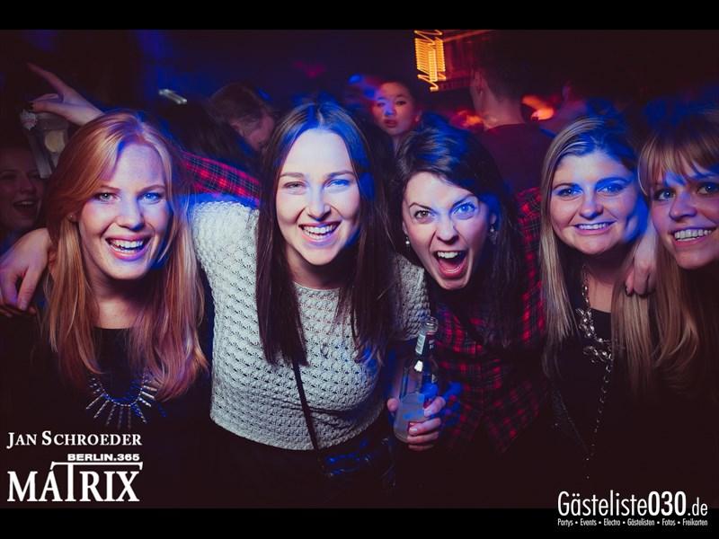 https://www.gaesteliste030.de/Partyfoto #32 Matrix Berlin vom 14.12.2013