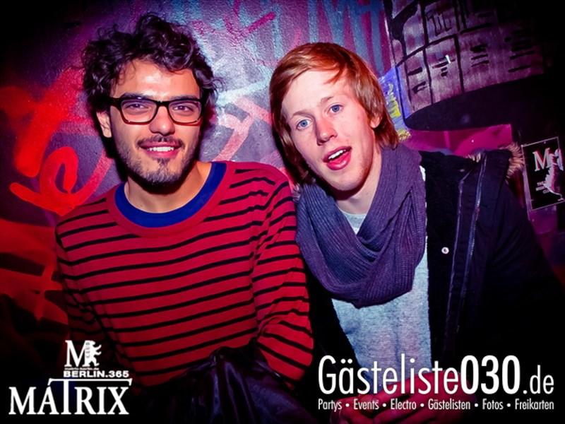 https://www.gaesteliste030.de/Partyfoto #110 Matrix Berlin vom 05.12.2013