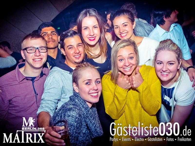 https://www.gaesteliste030.de/Partyfoto #43 Matrix Berlin vom 05.12.2013