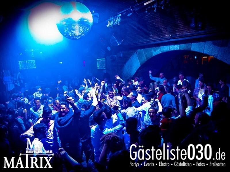 https://www.gaesteliste030.de/Partyfoto #62 Matrix Berlin vom 05.12.2013