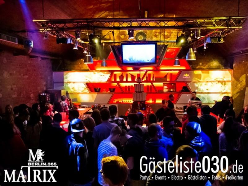 https://www.gaesteliste030.de/Partyfoto #103 Matrix Berlin vom 05.12.2013