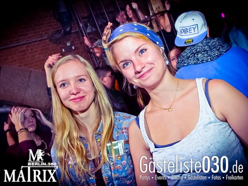 https://www.gaesteliste030.de/Partyfoto #53 Matrix Berlin vom 05.12.2013