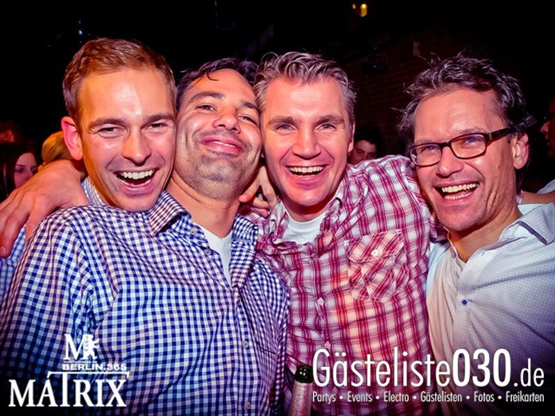 https://www.gaesteliste030.de/Partyfoto #20 Matrix Berlin vom 05.12.2013