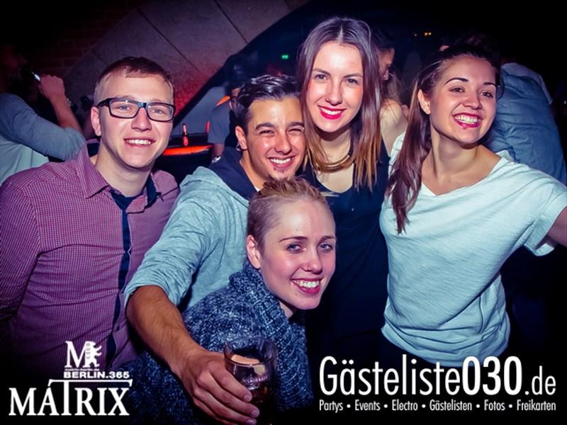 https://www.gaesteliste030.de/Partyfoto #50 Matrix Berlin vom 05.12.2013