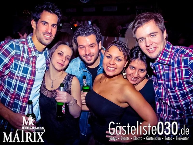 https://www.gaesteliste030.de/Partyfoto #59 Matrix Berlin vom 05.12.2013