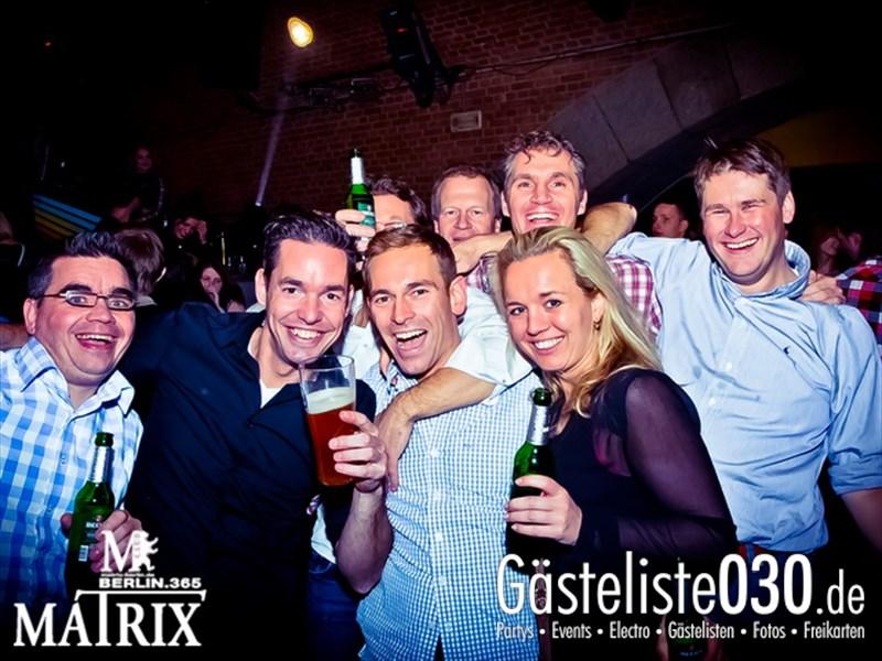 https://www.gaesteliste030.de/Partyfoto #46 Matrix Berlin vom 05.12.2013