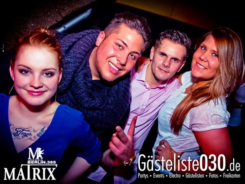 https://www.gaesteliste030.de/Partyfoto #23 Matrix Berlin vom 05.12.2013