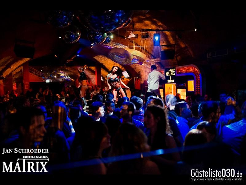 https://www.gaesteliste030.de/Partyfoto #37 Matrix Berlin vom 06.12.2013