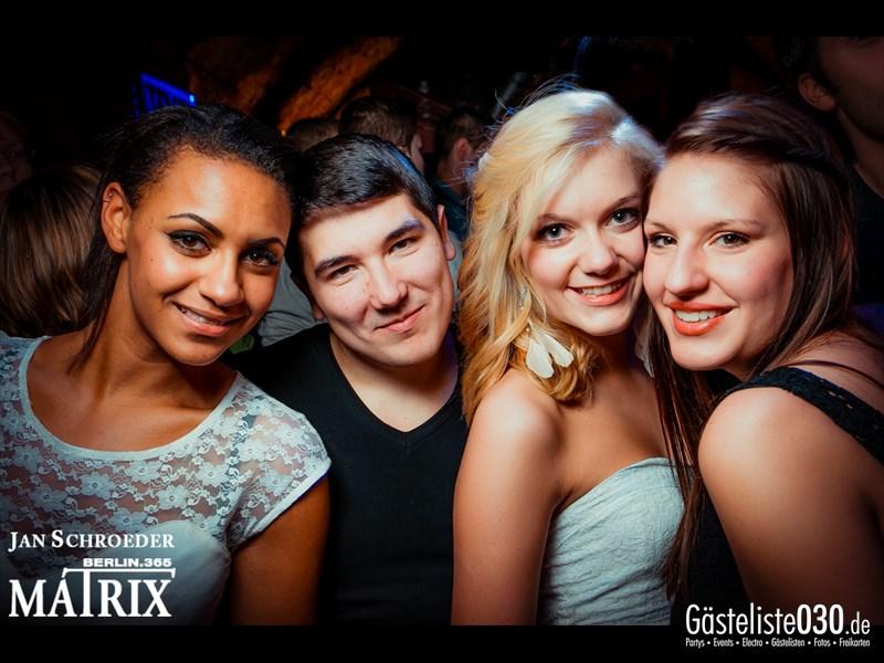https://www.gaesteliste030.de/Partyfoto #133 Matrix Berlin vom 06.12.2013