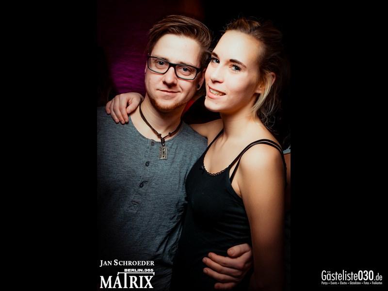 https://www.gaesteliste030.de/Partyfoto #18 Matrix Berlin vom 06.12.2013