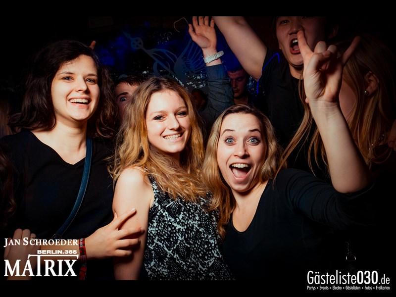 https://www.gaesteliste030.de/Partyfoto #65 Matrix Berlin vom 06.12.2013