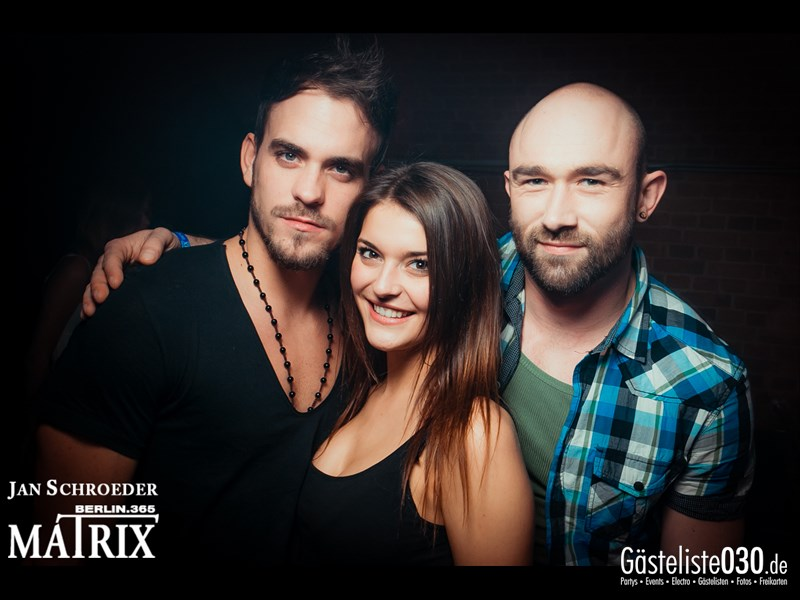 https://www.gaesteliste030.de/Partyfoto #1 Matrix Berlin vom 06.12.2013