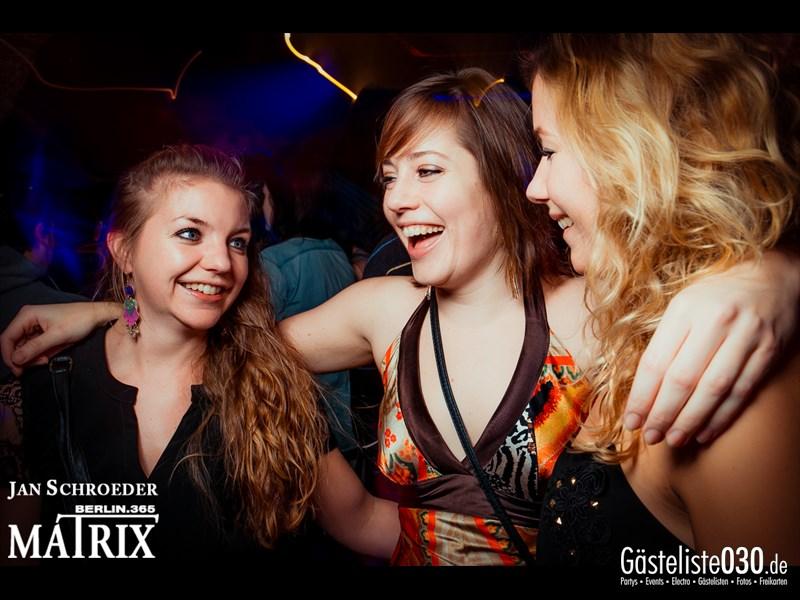 https://www.gaesteliste030.de/Partyfoto #27 Matrix Berlin vom 06.12.2013