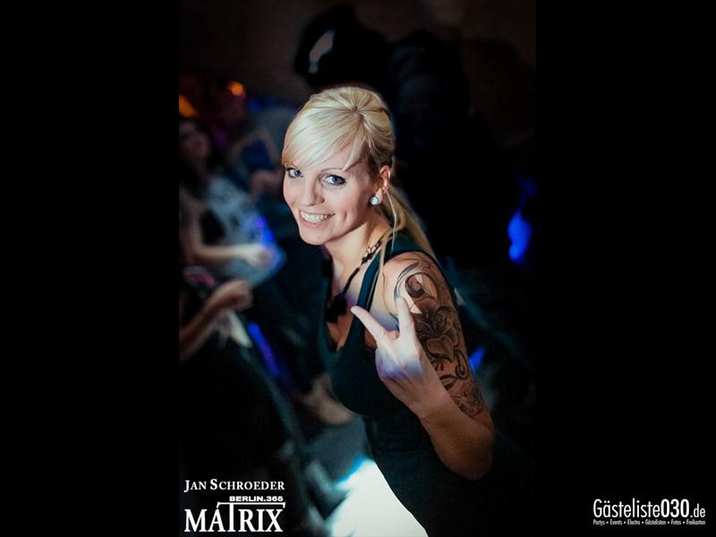https://www.gaesteliste030.de/Partyfoto #33 Matrix Berlin vom 06.12.2013