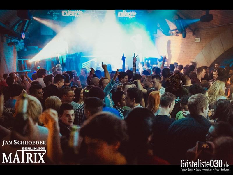 https://www.gaesteliste030.de/Partyfoto #100 Matrix Berlin vom 17.01.2014