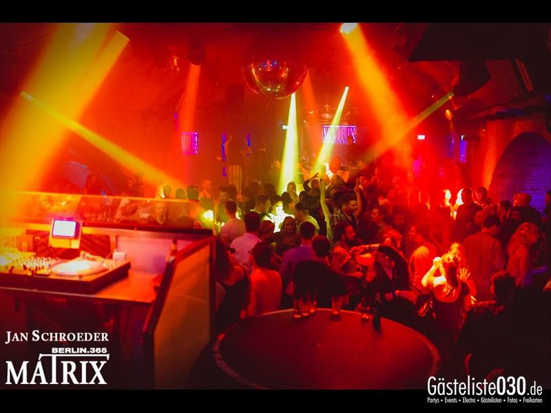 https://www.gaesteliste030.de/Partyfoto #63 Matrix Berlin vom 17.01.2014