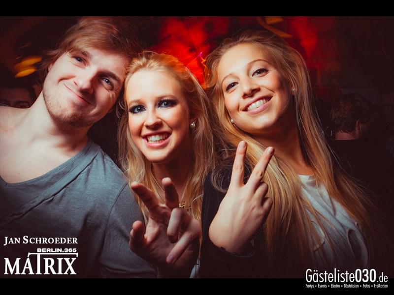 https://www.gaesteliste030.de/Partyfoto #2 Matrix Berlin vom 17.01.2014