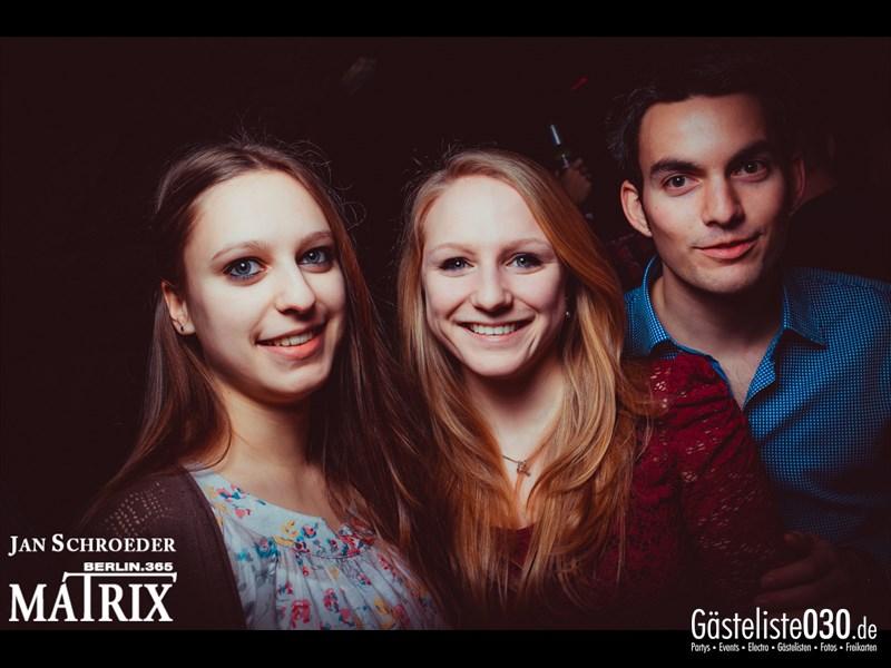 https://www.gaesteliste030.de/Partyfoto #136 Matrix Berlin vom 17.01.2014