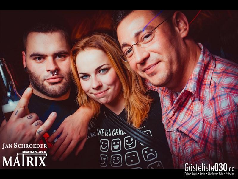 https://www.gaesteliste030.de/Partyfoto #87 Matrix Berlin vom 17.01.2014