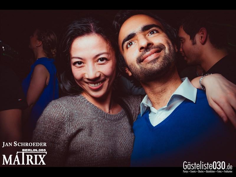 https://www.gaesteliste030.de/Partyfoto #134 Matrix Berlin vom 17.01.2014