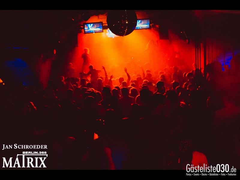 https://www.gaesteliste030.de/Partyfoto #35 Matrix Berlin vom 17.01.2014