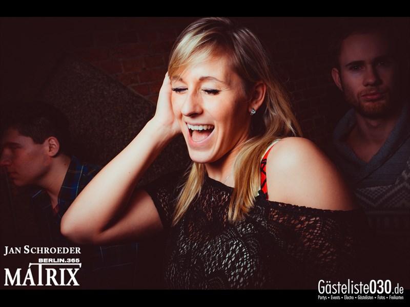 https://www.gaesteliste030.de/Partyfoto #90 Matrix Berlin vom 17.01.2014