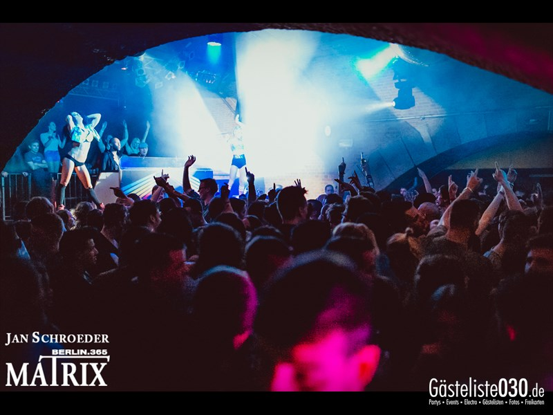https://www.gaesteliste030.de/Partyfoto #94 Matrix Berlin vom 17.01.2014