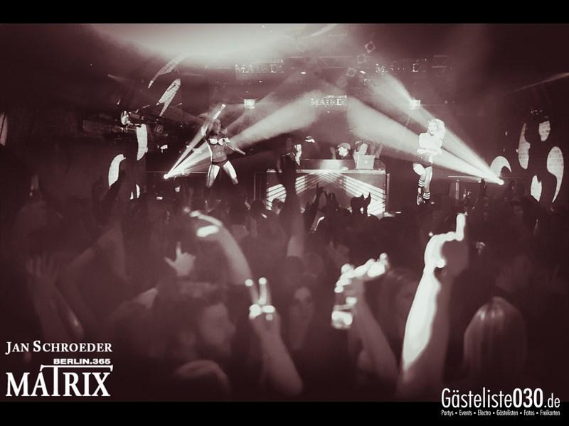 https://www.gaesteliste030.de/Partyfoto #130 Matrix Berlin vom 17.01.2014