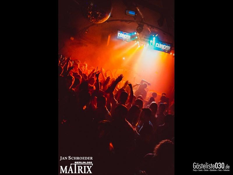 https://www.gaesteliste030.de/Partyfoto #127 Matrix Berlin vom 17.01.2014