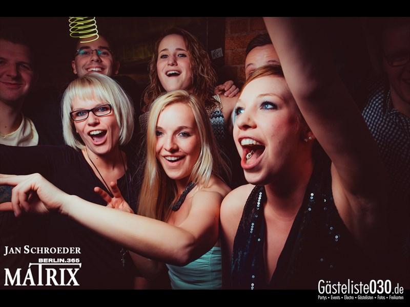 https://www.gaesteliste030.de/Partyfoto #46 Matrix Berlin vom 17.01.2014