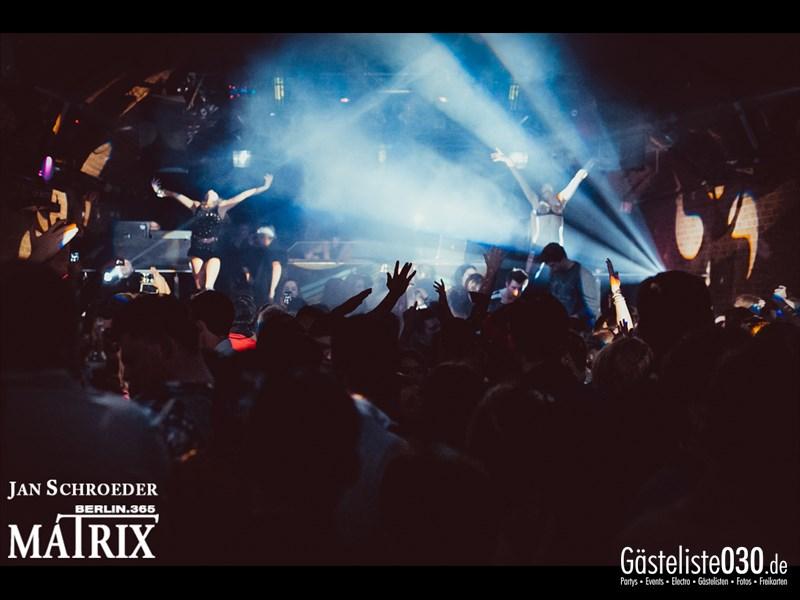 https://www.gaesteliste030.de/Partyfoto #107 Matrix Berlin vom 17.01.2014