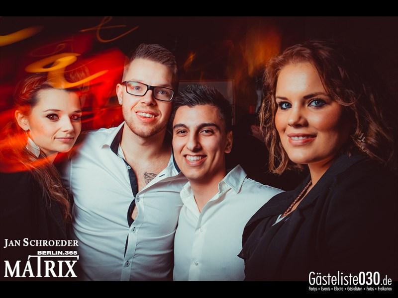 https://www.gaesteliste030.de/Partyfoto #30 Matrix Berlin vom 17.01.2014