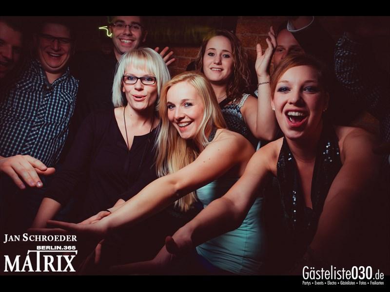 https://www.gaesteliste030.de/Partyfoto #152 Matrix Berlin vom 17.01.2014