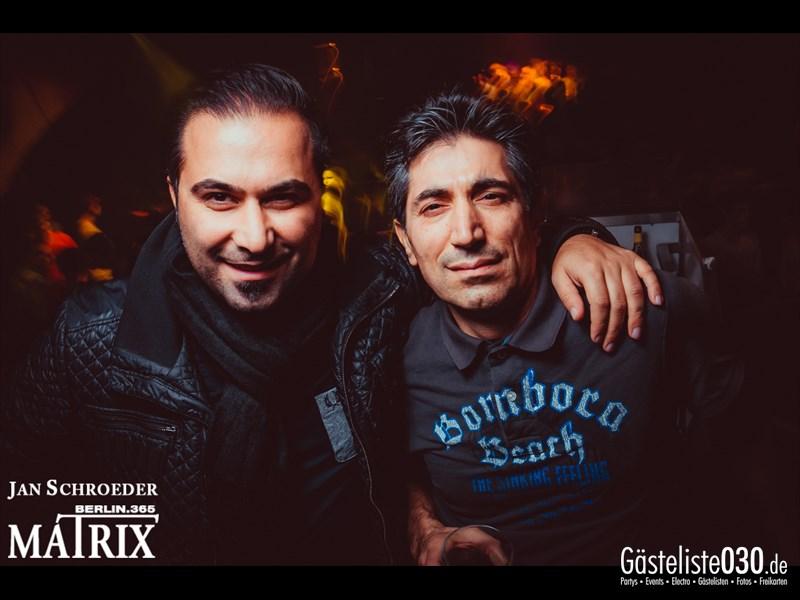 https://www.gaesteliste030.de/Partyfoto #110 Matrix Berlin vom 17.01.2014