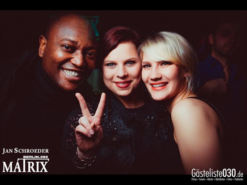 https://www.gaesteliste030.de/Partyfoto #9 Matrix Berlin vom 17.01.2014