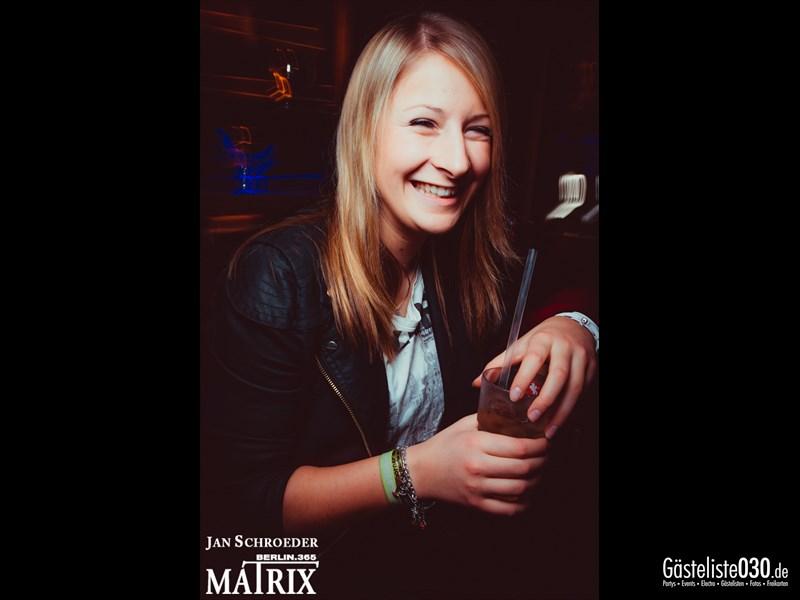 https://www.gaesteliste030.de/Partyfoto #98 Matrix Berlin vom 17.01.2014