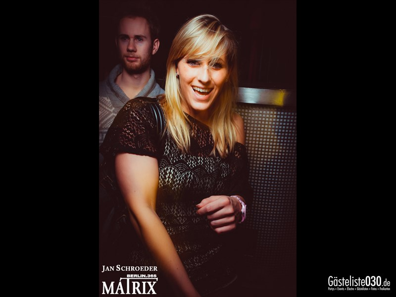 https://www.gaesteliste030.de/Partyfoto #44 Matrix Berlin vom 17.01.2014