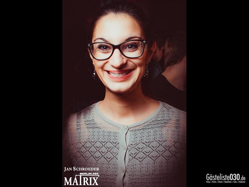 https://www.gaesteliste030.de/Partyfoto #50 Matrix Berlin vom 17.01.2014