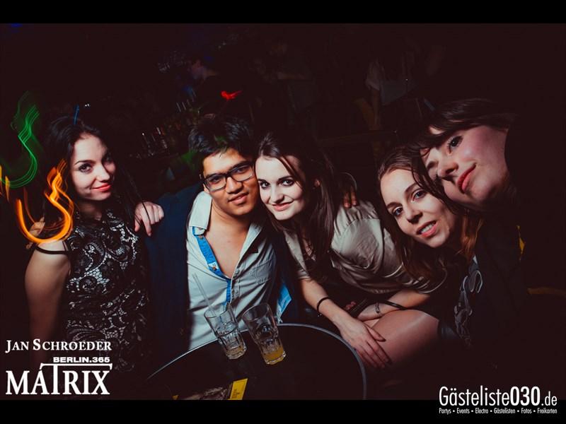 https://www.gaesteliste030.de/Partyfoto #125 Matrix Berlin vom 17.01.2014