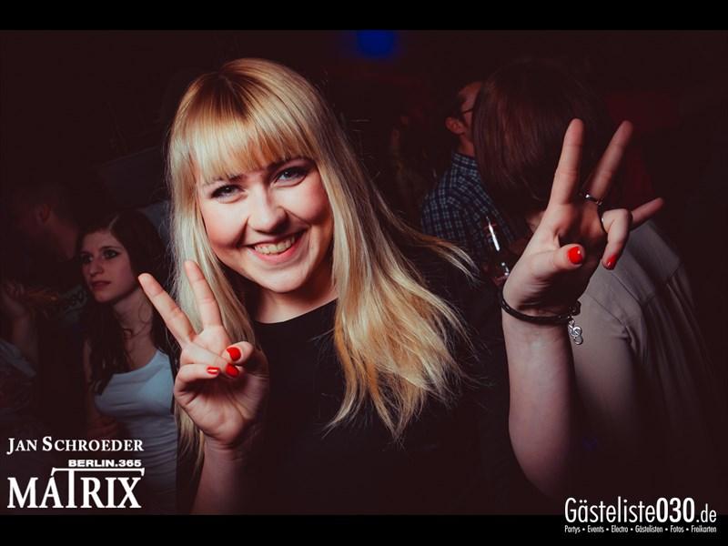 https://www.gaesteliste030.de/Partyfoto #21 Matrix Berlin vom 17.01.2014