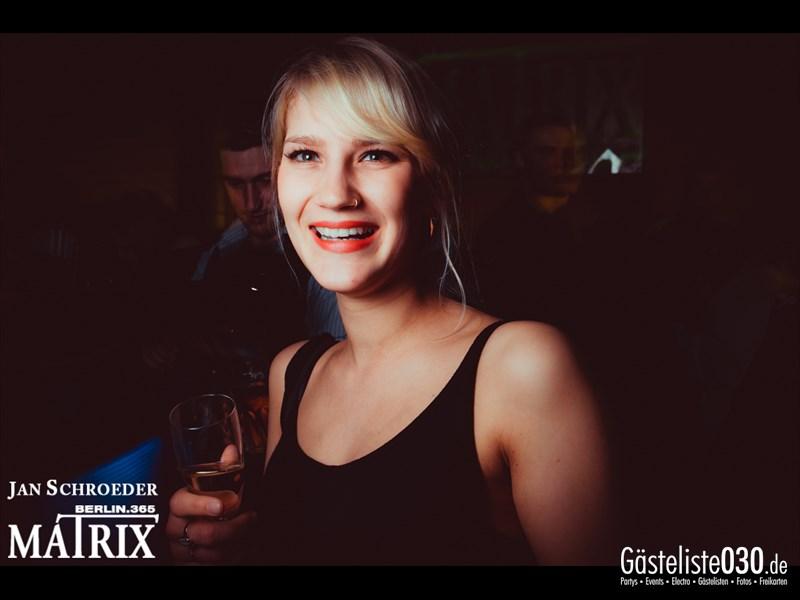 https://www.gaesteliste030.de/Partyfoto #32 Matrix Berlin vom 17.01.2014