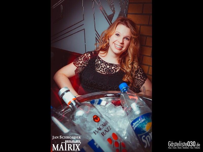 https://www.gaesteliste030.de/Partyfoto #42 Matrix Berlin vom 17.01.2014
