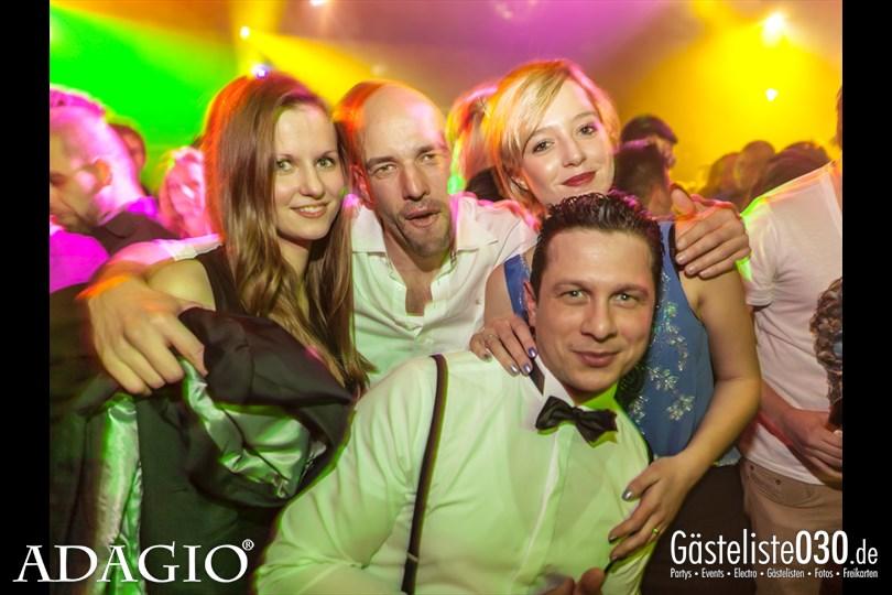 https://www.gaesteliste030.de/Partyfoto #5 ADAGIO Berlin vom 25.01.2014