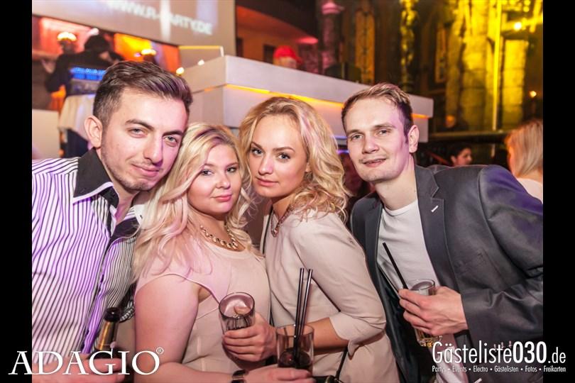 https://www.gaesteliste030.de/Partyfoto #68 ADAGIO Berlin vom 25.01.2014