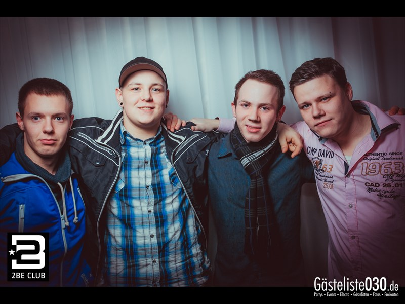 https://www.gaesteliste030.de/Partyfoto #111 2BE Club Berlin vom 11.01.2014
