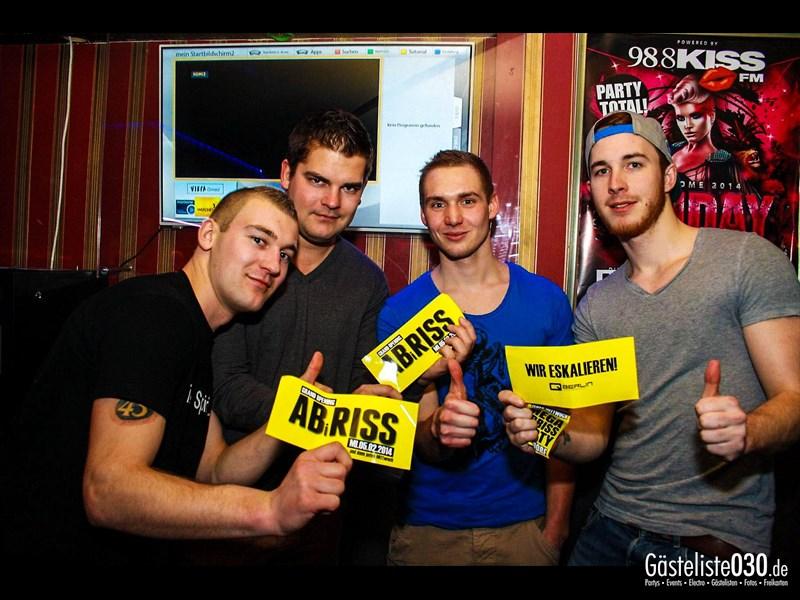 https://www.gaesteliste030.de/Partyfoto #63 QBerlin Berlin vom 17.01.2014