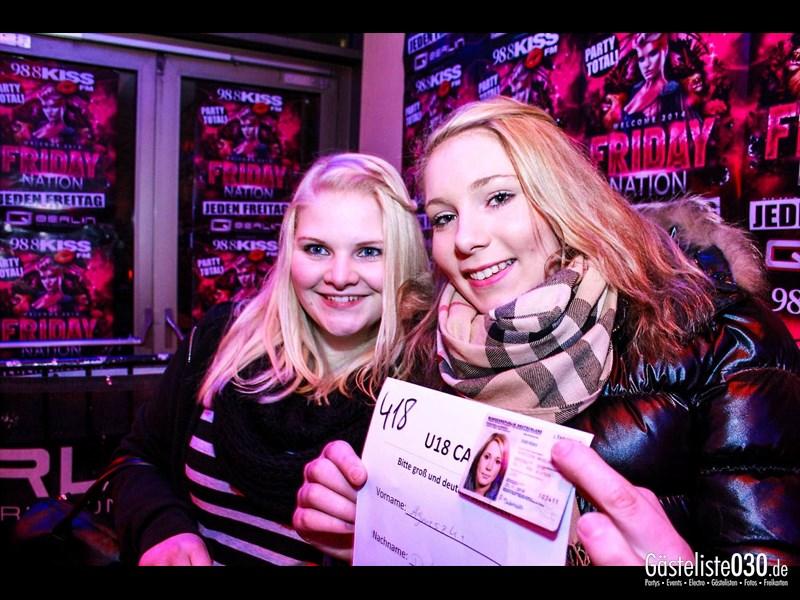https://www.gaesteliste030.de/Partyfoto #27 QBerlin Berlin vom 17.01.2014