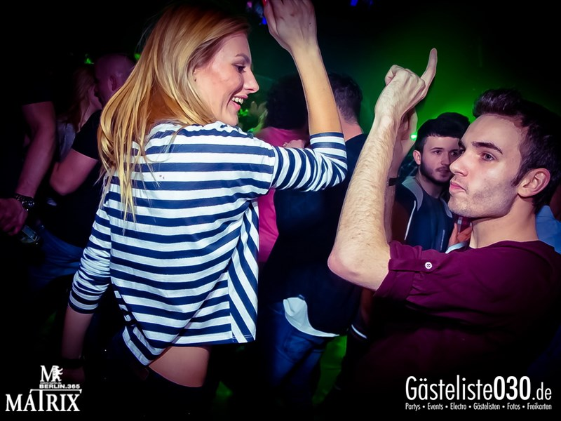 https://www.gaesteliste030.de/Partyfoto #93 Matrix Berlin vom 08.01.2014