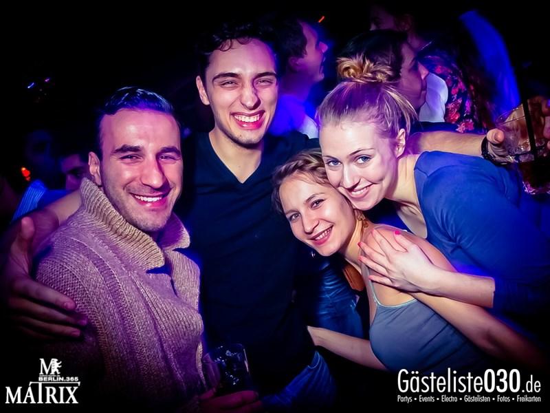 https://www.gaesteliste030.de/Partyfoto #90 Matrix Berlin vom 08.01.2014