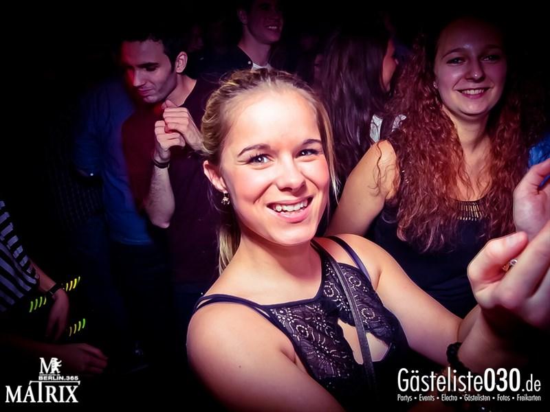 https://www.gaesteliste030.de/Partyfoto #92 Matrix Berlin vom 08.01.2014